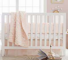 mila crib bedding sets pottery barn kids