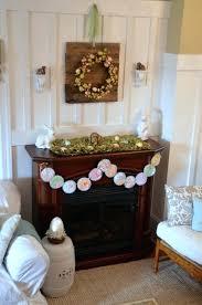 easter mantel decorations winditie info