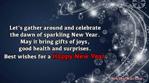 happy new year quotes for facebook new year wiki
