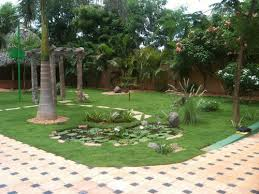 indian garden design