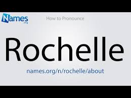 What Does The Name Rochelle Mean?