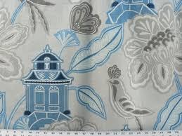 emperor s garden sapphire fabric best