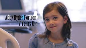 """Abby Ryder Fortson 