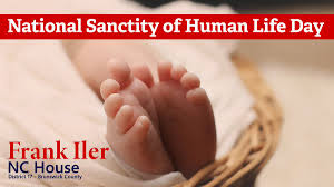 "Frank Iler on Twitter: ""Life is a precious gift and must be protected at  all stages. Grateful for the declaration of today as National Sanctity of  Human Life Day.… https://t.co/HCOUzBgJja"""