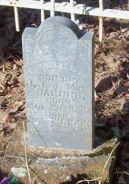 JACOBS, WILLIAM - Johnson County, Arkansas | WILLIAM JACOBS - Arkansas  Gravestone Photos