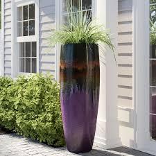 sabine glazed pottery pot planter