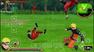 Naruto Games: Ultimate Ninja Shippuden Storm 4 for Android - APK ...