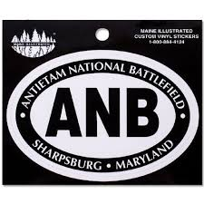 Antietam National Battlefield Decal Shop Americas National Parks