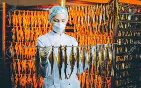 Fish Seafood Factory Industry ...
