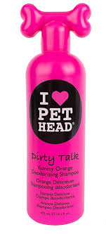 dirty talk deodorizing dog shoo 475 ml