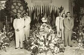 Sabías que José Martí pasó por cinco tumbas distintas tras su muerte?