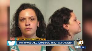 Mother whose child died in hot car pleads not guilty