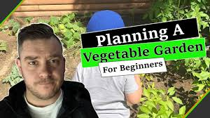 planning a vegetable garden for
