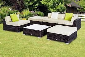 rattan garden furniture set garden