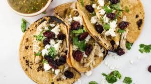 slow cooker turkey tacos slender kitchen