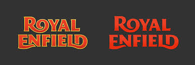 new logo and ideny for royal enfield