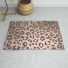 grey leopard rug pardaa info