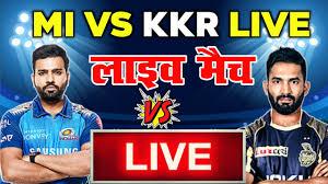 LIVE - IPL 2020 Live Score, KKR vs MI ...