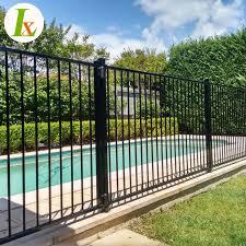 Black Aluminum Fence Child Safety Pool Fence Cheap Pool Fence Buy Fence Fence Panels Swimming Pool Safety Fence Product On Alibaba Com
