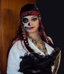25 pirate makeup ideas flawssy