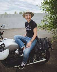 Meet Priscilla White and her Triumph Street Twin — Babes Ride Out