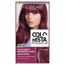 l oreal colorista violet permanent gel