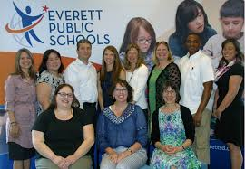 Everett School District honors 2015 class of National Board Certified  Teachers at May 19th reception | News of Mill Creek