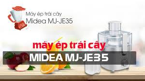 Máy ép trái cây Midea MJ JE35 - YouTube