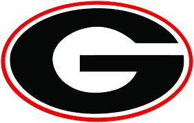 Georgia Bulldogs G Logo Vinyl Decal Sticker 5 Sizes Sportz For Less