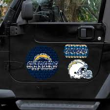 San Diego Chargers Car Accessories Chargers License Plates Decals Fansedge