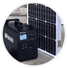Patriot Power Generator 1800 In 2020 Power Generator Portable Solar Generator Solar Charger