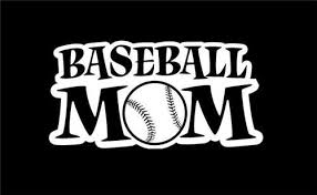 Baseball Mom With Baseball Stickers For Cars 5 Inch Customstickershop On Artfire