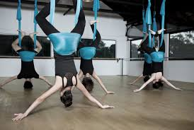 where to do aerial yoga in singapore