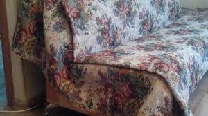 how to diy a fabric sofa cover diy