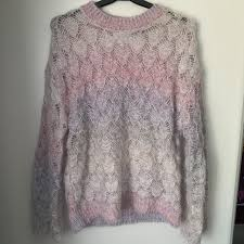 Mermaid colour jumper from Adele Kelly Boutique, as... - Depop