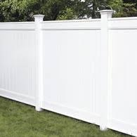 Fencing At Lowes Com Search Results House Exterior Blue Vinyl Fence Panels Fence Panels