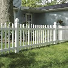Freedom Pre Assembled Newport 3 Ft H X 8 Ft W White Vinyl Gothic Fence Panel Lowes Inventory Checker Brickseek