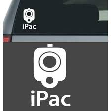 I Pac Gun Vinyl Decal Sticker Truck Car Ipad Laptop 2a 2nd Amendment Nicerin Best Goods Free Shipping