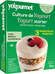 yogourmet multi yogurt starter polar
