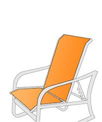 replacement slings patio chair mesh