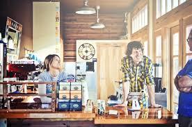 Aaron Olson and Kim Anderson, Handlebar Coffee Roasters, S… | Flickr