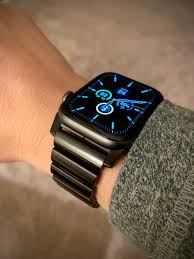 nomad steel band an apple watch band
