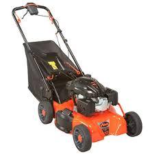 vs rwd lawn mower