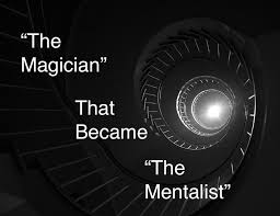 """The Magician"""" That Became """"The Mentalist"""" by Dustin Dean Instant Download"""
