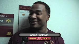 Catching Up With: Jamal Abu-Shamala & Aaron Robinson, Gopher ...