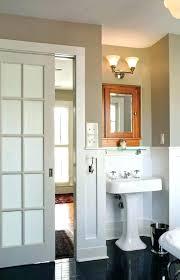 bathroom door ideas birdfeeders pro