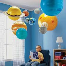 Inflatable Solar System Outer Space Bedroom Space Themed Bedroom Solar System Room