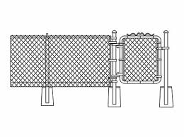Chain Link Fencing Installation Processing And Tips