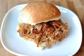 bbq pulled pork sandwiches slow cooker