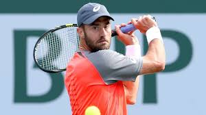 Tennis - Five questions with Steve Johnson